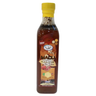 habbatus sada pomegranate honey 500g