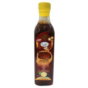 iq honey saffron ajwa dates 500g