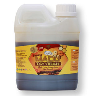 original tualang honey 1kg
